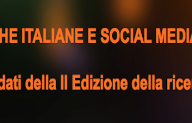 Social Minds II Edizione dati