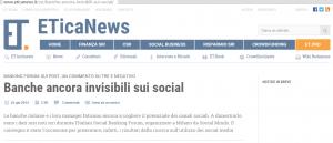 eticanews social minds