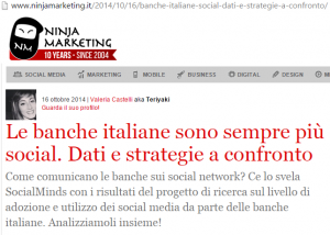 ninja marketing social minds