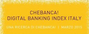 CheBanca! Digital Banking Index