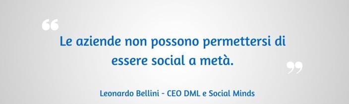 Leonardo Bellini Social Minds