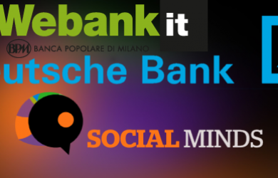social minds deutsche bank webank