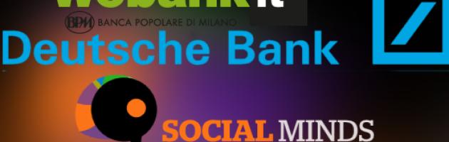 social minds deutsche bank webank